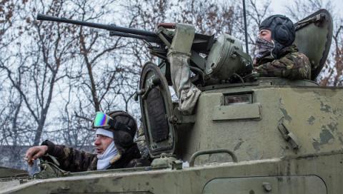 """Комбат """"Днепра-1"""" пригрозил сжечь Крым и его жителей"""