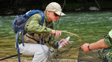 Рыбалка в мае: советы и секреты