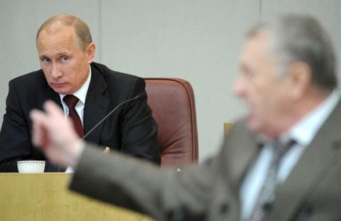 Жириновский в прямом эфире назвал главные недостатки Путина