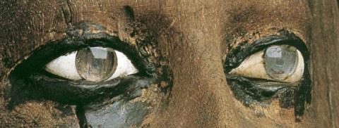 Смотрящие из вечности. Откуда взялись линзы в глазах фараонов Древнего Египта?