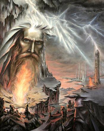 Перун о программе создания ада на Земле