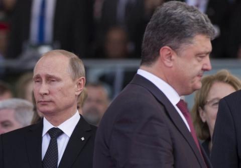 К ответу становись! Порошенко начал первым, назвав реальных зачинщиков войны...