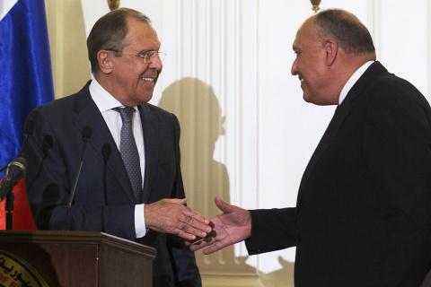 Лавров рассказал о перспективах возобновления авиасообщения с Египтом