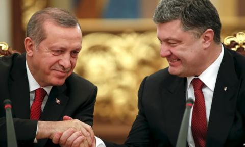 Порошенко «продал» Крым Турции за 10 миллионов долларов