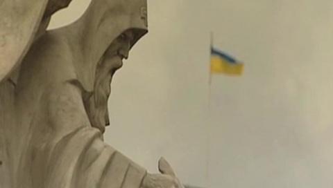 Историческое открытие Порошенко: князь Владимир основал и крестил Русь-Украину