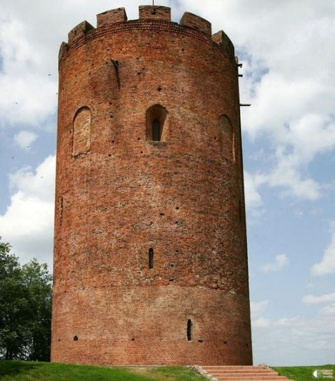 Каменецкая башня в Беларуси