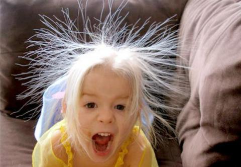 Божественное происхождение волоса