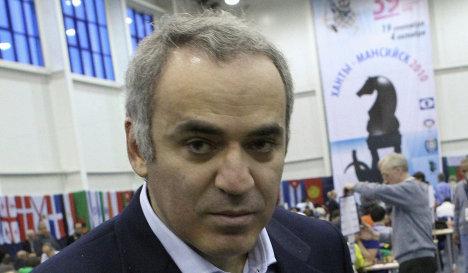 США теоретически могут начать уголовное преследование Каспарова - FIDE