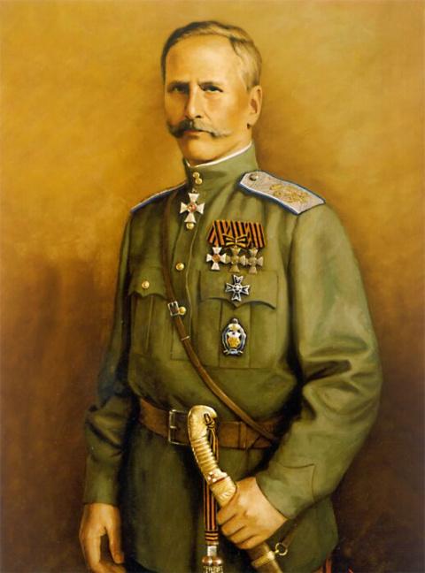 Генерал от кавалерии, георги…