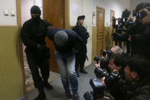 Обвиняемый в убийстве Немцова непричастен к этому преступлению