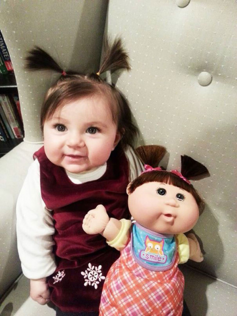 ПОСИДЕЛКИ УМИЛИТЕЛЬНЫЕ. Малыши и их куклы