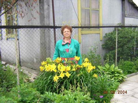 Валетина Гончарова
