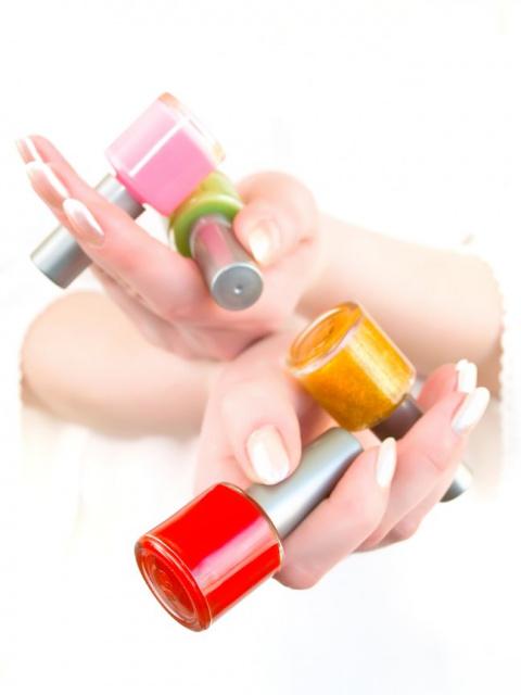 Как накрасить ногти гель-лак…