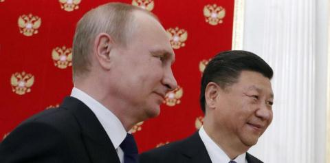 Как Трамп помог Путину перед встречей с Си Цзиньпином. Геворг Мирзаян