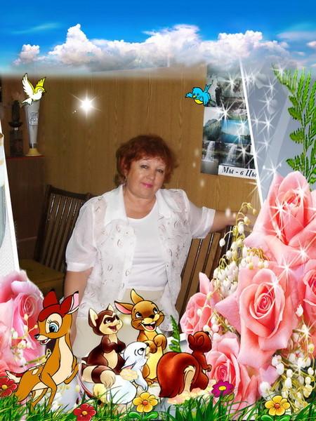 Людмила Бутенко (Червоненко) (Червоненко)