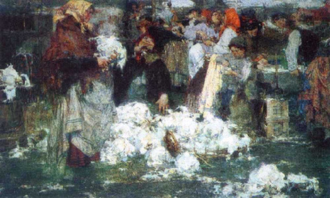 Н. И. Фешин (1881—1956)