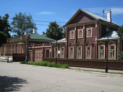 Музей-усадьба академика Павлова И.П. (г. Рязань)