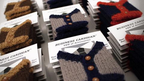 Одежда для визиток