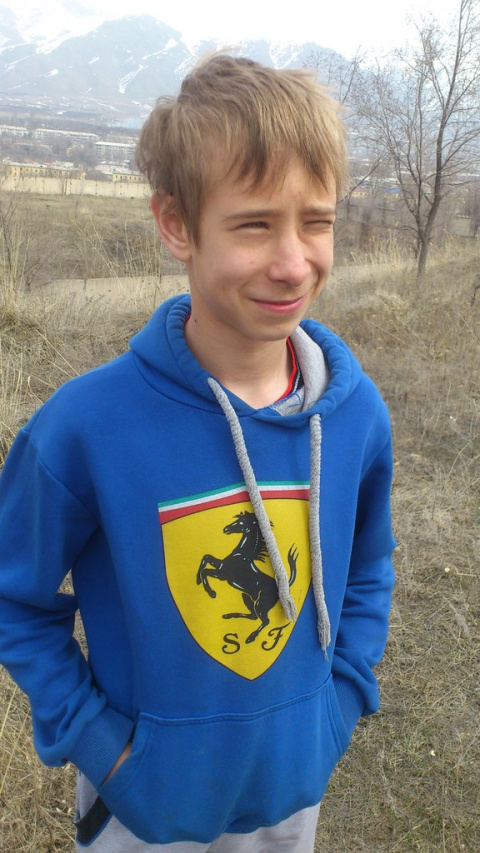 Эльдар Саркулов (личноефото)