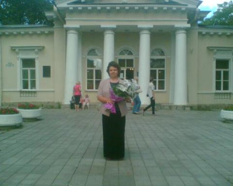 Ирина Галибина