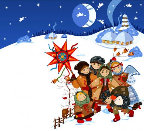 Рождественские гулянья в Севастополе (список)