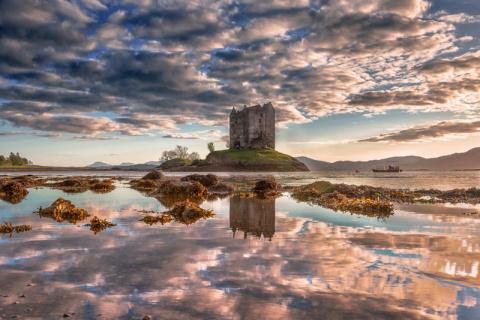 Самые захватывающие и поразительные виды Шотландии