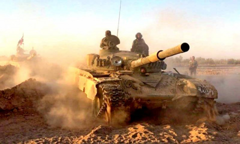 Военная обстановка в Сирии: …