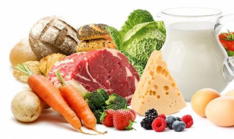 Какие продукты называются кислыми, а какие щелочными?