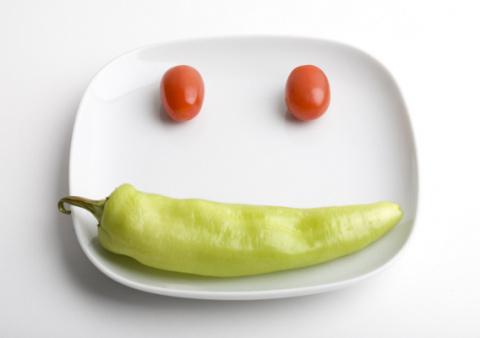 Моё отношение к вегетарианству