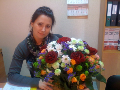 Ирина Валькова