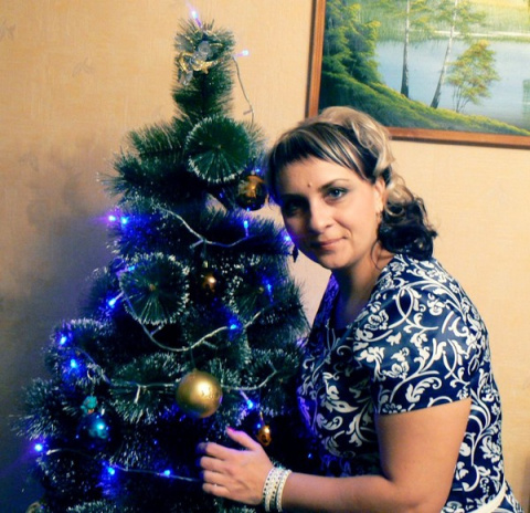 Зина Воробьева (Клинкова)