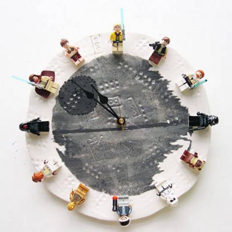 Часы «Звездные Войны»