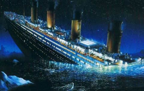 25 интересных фактов о Титанике