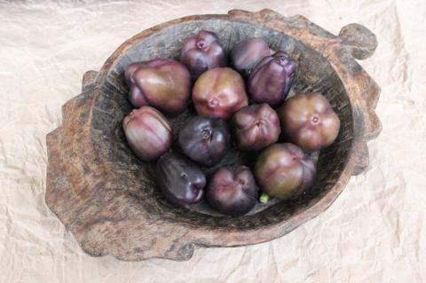 Наш урожай: перец Сирень