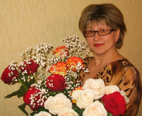 Валентина Вахрамеева