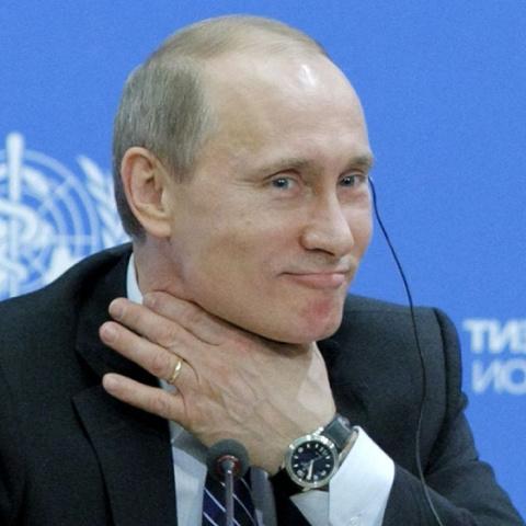 Путин навязывает Порошенко Д…