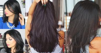 Преврати свои тонкие волосы …