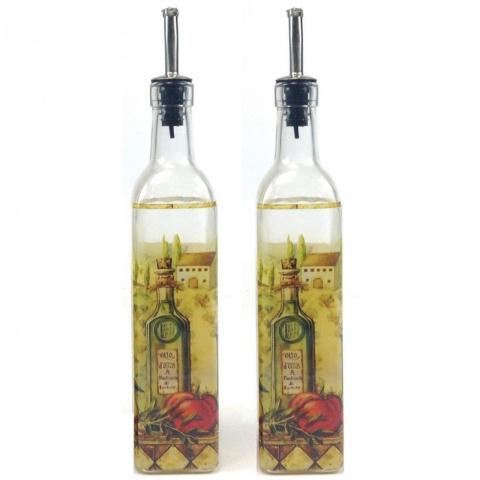 Бутылки для масла и уксуса