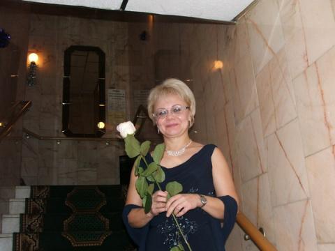 Татьяна Сосенкина