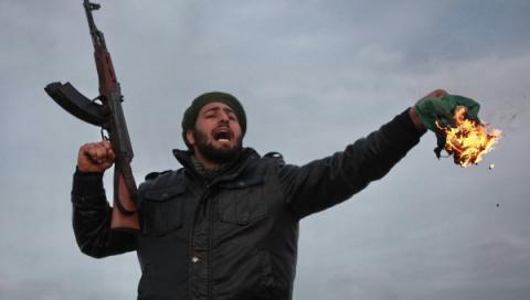 Один раз мы вам уже поверили. Ливийцы отвергли мирный план Запада
