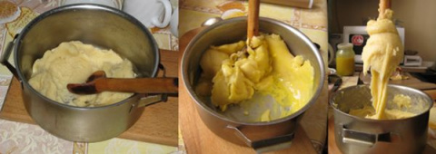 Заварное тесто  — 7 правил рецепта
