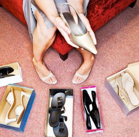 Секреты подбора обуви к разн…