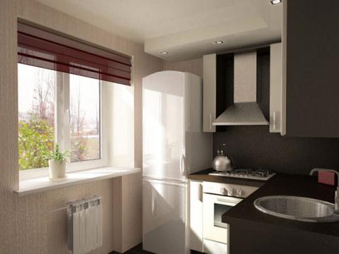 Дизайн кухни в хрущевке. Как сделать небольшую кухню удобной, красивой и отражающей вкус хозяев