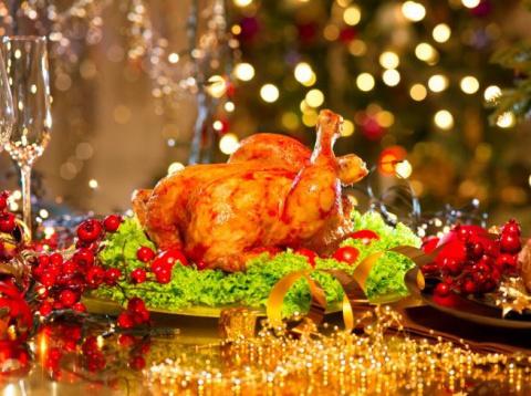 Запекаем птицу к Рождеству: …