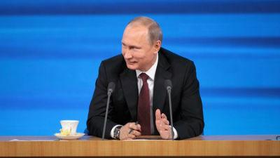 Путин обратится к Федерально…