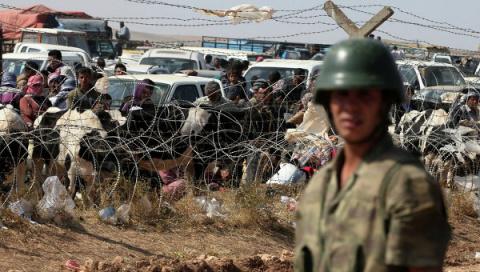 Новость дня: Турция пригрозила ударами по союзникам США в Сирии