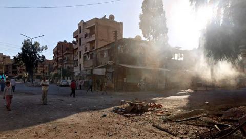 Метод Израиля: бомбить Сирию…
