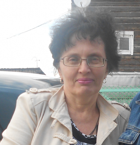 Анна Поташова
