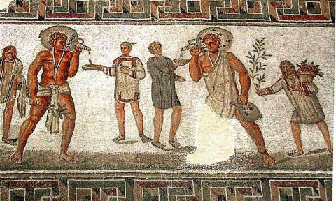 Интересные факты о древних римлянах