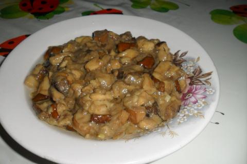 Вкуснейшие картофельные зразы